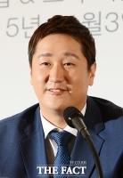 [TF포토] 이대호, '메이저리그 진출 도전할 것!'