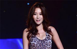 [TF영상] '코리아레이싱모델 쇼&콘테스트' 수영복만 감상하세요~