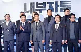 [TF영상] '내부자들' 이병헌,