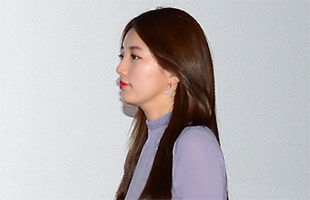 [TF영상] '도리화가' 감독도 고마워 한 '감기' 수지·'방긋' 수지