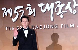 [TF영상] '대종상' 박서준-이현우-유연석, '영화제 논란에도 자리 빛내'