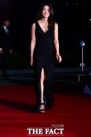 [TF포토] 이시영, '블랙 드레스로 단아해'