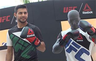[TF영상] '리복' 야이르 로드리게스-유승옥 등 '다채로운 UFC 프로모션 진행'