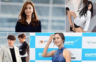 [TF영상] 'KWFF 한류패션 페스티벌' 주목! '가수·배우·모델·개그맨·스포츠 ★까지'