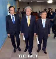 '동반 탈당' 문병호·유성엽·황주홍