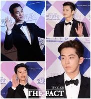 [TF클릭] 'KBS 연기대상' 남배우의 필수 아이템 '나비넥타이!'