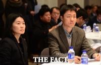 [TF포토] '인터넷뉴스 제휴평가 규정 발표'지켜보는 다음-네이버