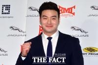 [TF포토] 박병호, '메이저리그 파이팅'