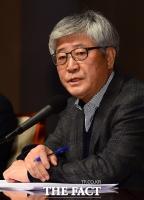 [TF포토] 네이버-카카오 뉴스제휴평가 규정 발표하는 허남진 위원장