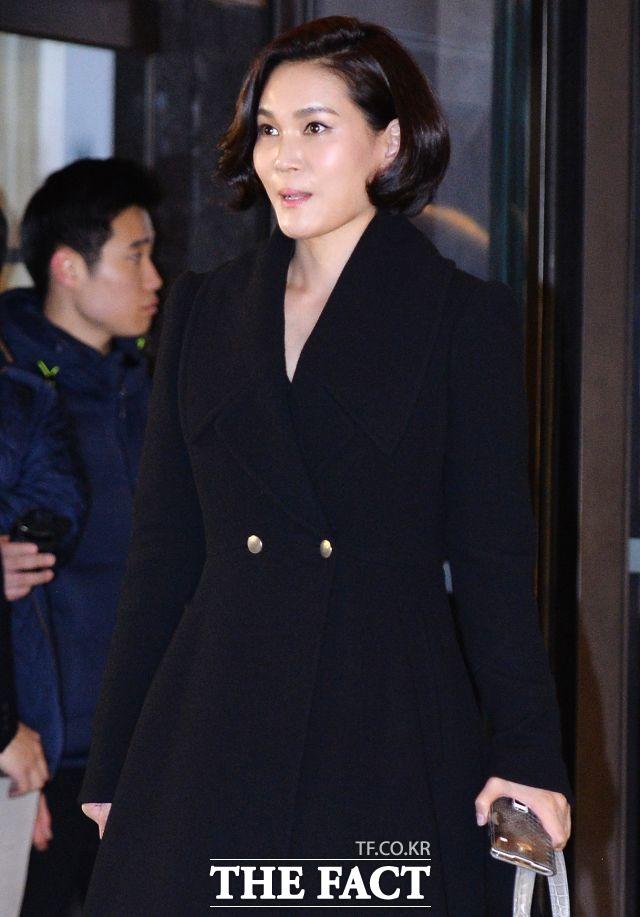 이서현 삼성물산 패션부문 사장이 18일 서울 장충동 신라호텔에서 열린 삼성임원 만찬에 참석한 가운데 지난해 같은 장소에서 열린 만찬회 패션이 재조명 받고 있다. / 더팩트DB