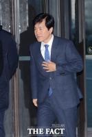 [TF포토] 김태한 삼성바이오로직스 사장 '신임 임원 만찬 참석'