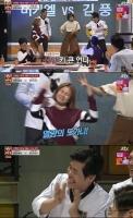 박나래·장도연, '냉부해' 셰프들에게 '활력댄스' 전파