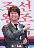 [TF포토] 조윤호, '조선왕조실톡' 사랑해주세요!