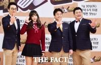 [TF포토] SBS '백종원의 3대천왕' 파이팅!