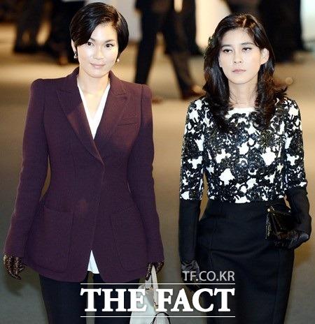 이부진 호텔신라 사장과 이서현(왼쪽) 삼성물산 패션부문 사장이 활발한 경영활동을 이어가고 있다. / 더팩트DB