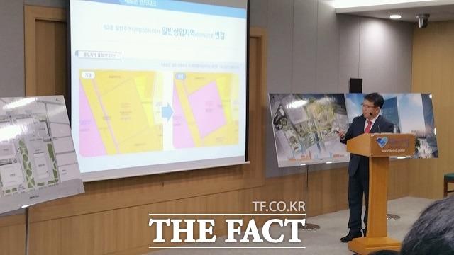 현대차그룹과 서울시는 지난 6개월 동안 시행된 사전협상을 마무리 짓고 본격적인 개발 절차에 착수한다고 밝혔다. / 서재근 기자