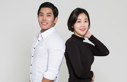 [TF영상]'태양의 후예'이범훈-이은채,'2016년 떠오를 준비 끝'