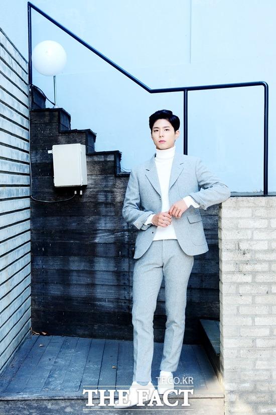 감사하다 그리고 그립다 박보검은 인터뷰 내내 감사하다 만큼 그립다는 말을 덧붙였다. /남윤호 기자