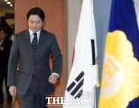 [TF포토] 정호준 '컷오프에 탈당... 국민의당 합류(?)'