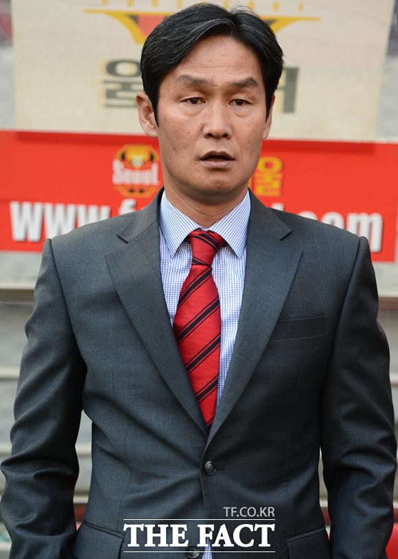 FC서울 최용수 감독