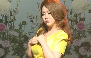 [TF영상]트로트 가수 금잔디