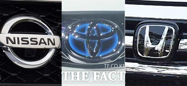 한국수입자동차협회에 따르면 메르세데스-벤츠, BMW, 아우디, 폭스바겐 등 독일 4사의 올해 1분기 수입차 시장 점유율은 64.02%에 달한다. 반면 일본 완성차 업체인 토요타, 렉서스, 닛산, 인피니티, 혼다 등 5개 브랜드의 동기간 시장 점유율은 12.70%에 불과하다. /더팩트 DB
