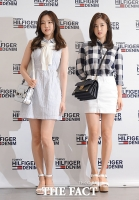 [TF사진관] 손나은-박초롱, 러블리한 '봄 여친' 패션