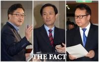 [TF포토] 우원식-우상호-민병두. '내가 차기 원내대표 적임자'