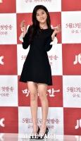 [TF포토] 김새론, '꼬마'에서 '숙녀'로...'잘 자라줘 고마워~'