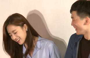 [TF영상]티아라 은정, 작가의 마음을 훔치는 '행복 미소'