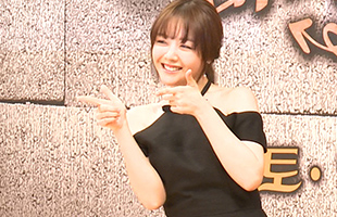 [TF영상] '걸스데이' 민아의 애교 3종세트,