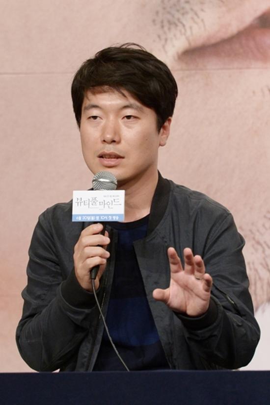 뷰티풀 마인드 연출을 맡은 모완일 PD. 그는 박소담의 연기를 칭찬했다. /KBS 제공