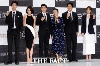 [TF포토] 굿와이프, 기대되는 명품 배우들의 명품 연기