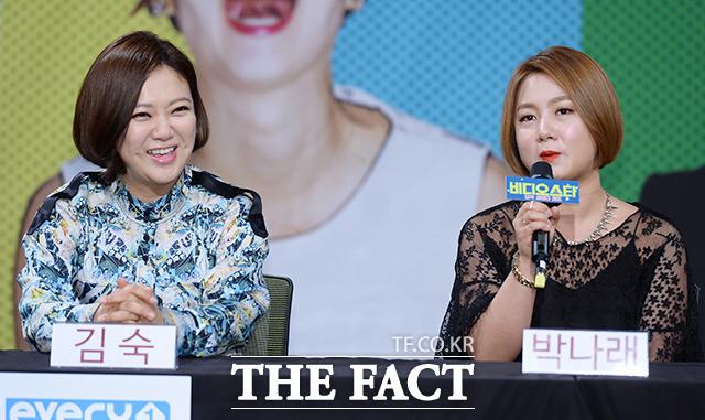 도플갱어(?) 김숙&박나래