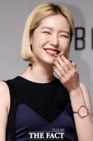 [TF포토] '미소천사' 김새롬 '밝게 웃어봐요~'
