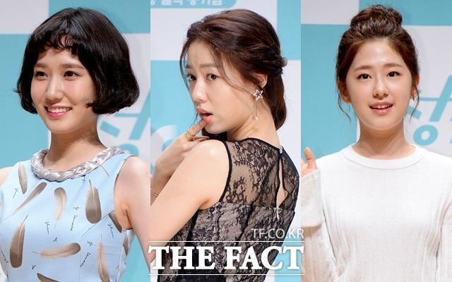 청춘시대 박은빈-류화영-박혜수. 배우 박은빈, 류화영, 박혜수가 오는 22일 첫 방송되는 JTBC 새 금토드라마 청춘시대에 출연한다. /남용희 인턴기자