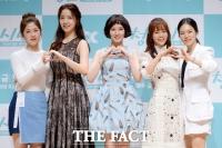 [TF포토] '청춘시대' 미녀 5총사의 러블리한 포토타임