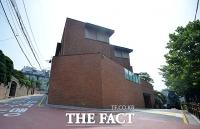[TF포토] 이건희 동영상 파문... '문제의 장소'로 지목된 삼성동-논현동 자택