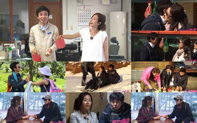 감쪽같이 숨겨온 몰래 데이트 1년. 김국진과 강수지 커플은 불타는 청춘 멤버들 중에서도 유독 애정전선이 도드라져 시청자들의 관심을 쏟아졌다. /SBS 불타는 청춘 공식 홈페이지