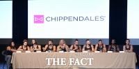 [TF포토] 치펜데일 쇼, '멋진 근육남들과 함께 한국 상륙'