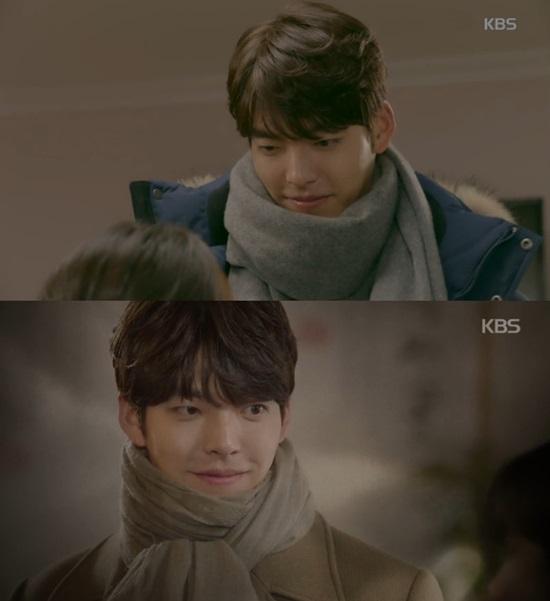 함부로 애틋하게 김우빈. 김우빈은 KBS2 함부로 애틋하게에서 시한부 톱스타 신준영으로 분하고 있다. /함부로 애틋하게 방송 캡처
