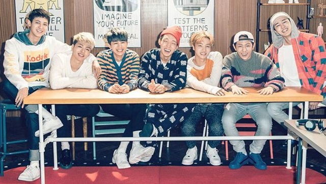데뷔 전 선공개 곡으로 1위한 아이콘. 아이콘은 정식 데뷔 전 선공개 싱글 취향저격으로 1위를 차지한 바 있다. /YG엔터테인먼트 제공