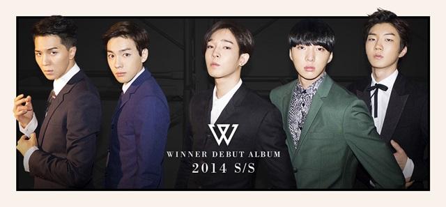 데뷔 9일 만에 1위, 위너. 위너는 데뷔곡 공허해로 현재 최단기 1위 기록을 보유하고 있다. /YG엔터테인먼트 제공