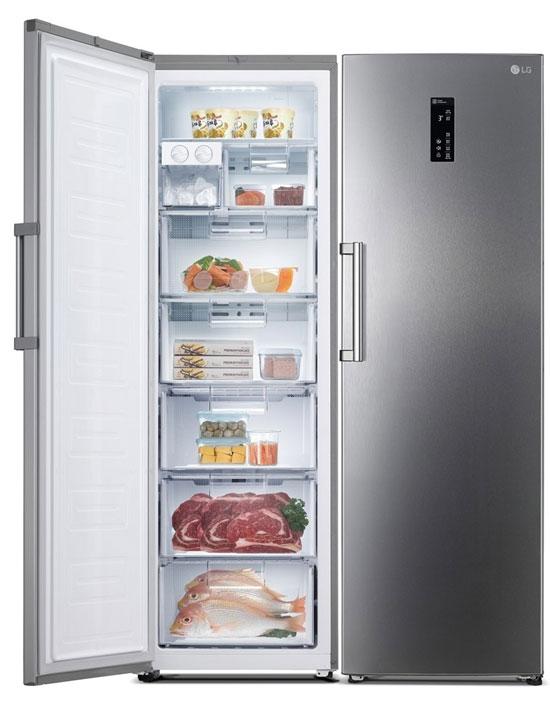 LG전자는 계속된 무더위로 냉동고 판매가 크게 늘었다고 26일 밝혔다. /LG전자 제공