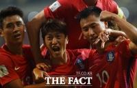 [TF화보] 한국, 월드컵 최종예선 진땀승...중국에 3-2 승리