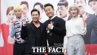 [TF포토] 예능대세★ 총집합…신선한 장르 선보인 'skyTV'