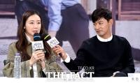 [TF사진관] '깨방정'주진모…웃음 유발하는 개그남