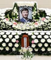 [TF포토] 고 이광종 감독…'축구계의 큰 별이 지다'