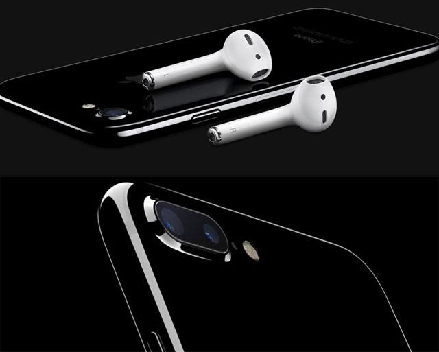애플은 '아이폰7' 시리즈를 다음 달 21일 국내에 공식 출시할 예정이다. 아이폰7은 3.5㎜ 이어폰 잭이 사라지고 손을 갖다 대면 압력을 인식해 반응하는 터치형 홈 버튼이 탑재된 것이 특징이다. /애플 홈페이지 갈무리