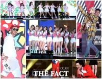 [TF포토] 'OB부터 YB까지 총출동'…DMC 패스티벌 2016 개막공연